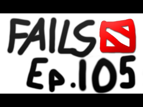 Dota 2 Fails of the Week - Ep. 105