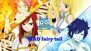 [MAD] fairy tail opening 1 magi