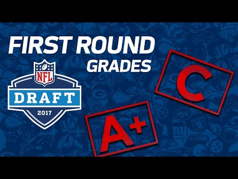1st Round Nfl Draft Grades Bucky Brooks 2017 Nfl Draft