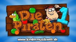 Acapella Kinderlied - Die Piraten - zum mitsingen