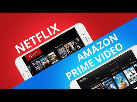 Netflix ou Amazon Prime Video: qual é melhor? [Comparativo]