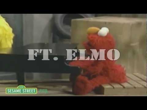 Waka Flocka - Hard in Da Paint ft. Elmo (Sesame Street Song Spoof)