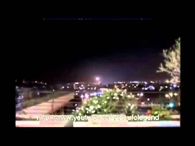 ALL 6 VIDEOS - Temple Mount UFO OVNI Jerusalem, January 2011 PROOF
