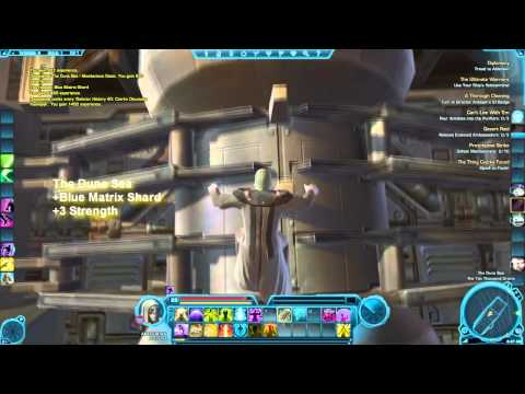 Datacron Locations - Tatooine (Republic) - Game Cannon SWTOR