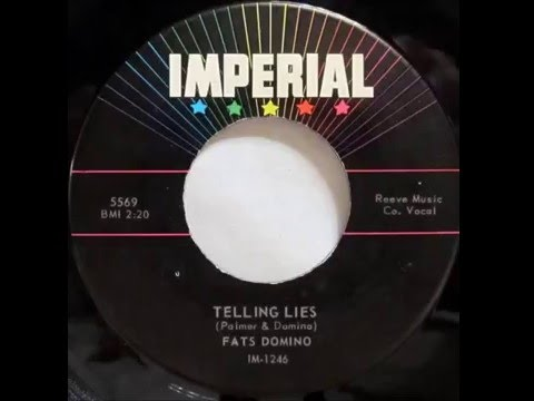 Fats Domino - Telling Lies