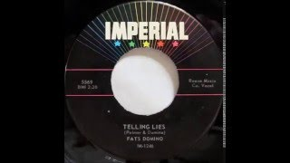 Watch Fats Domino Telling Lies video