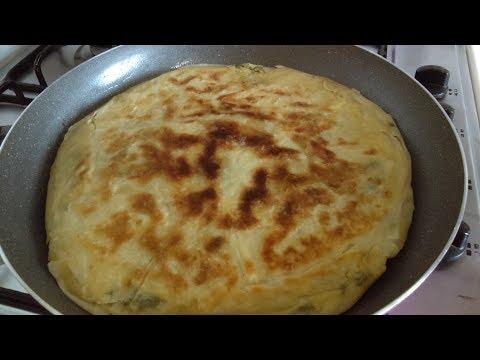 Tava Böreği ( çok kolay ve pratik)