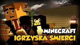 Minecraft - [LIVE] Jedziemy z Conem - Igrzyska Smierci (Survival Games)