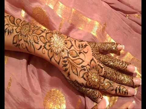 amelias mehandi - bridal design