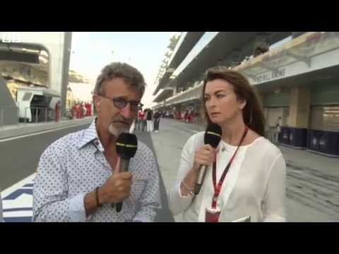 2015 Abu Dhabi - Post-Qualifying: Will Fernando Alonso take a sabbatical in 2016?