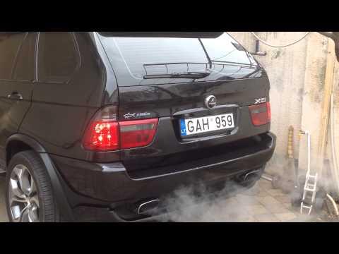 BMW X5 4.6is Заводской HAMANN