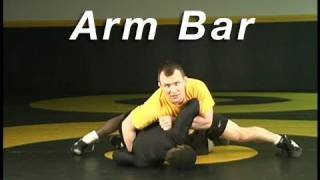 Wrestling Moves KOLAT.COM Arm Bar