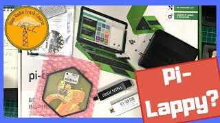 PiTop Raspberry Pi Laptop For Ham Radio FT8 SDRPlay