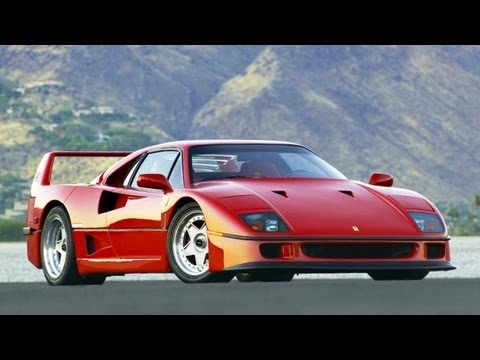 The Top 10 Cars Made by Ferrari