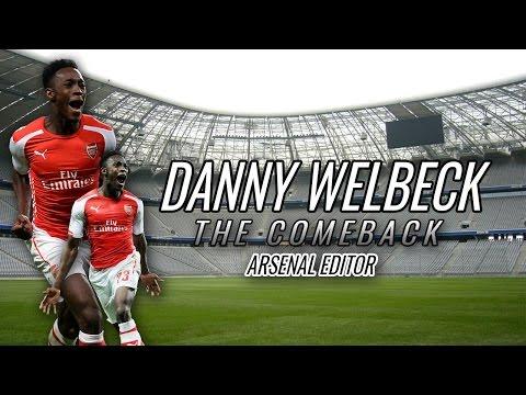 Danny Welbeck - The Comeback 2015/16