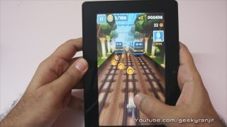 Zync Dual 7 Budget Android Tablet Gaming Review