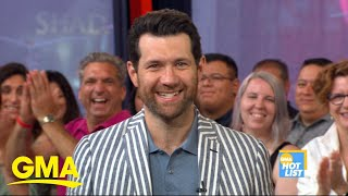 'GMA' Hot List: Billy Eichner dishes on 'The Lion King'