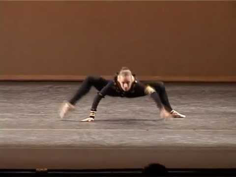 """""""THE SPIDER"""" amazing dance by Milena Sidorova (OFFICIAL VIDEO)"""