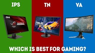 IPS vs TN vs VA - Which Is Best For Gaming? [Simple Guide]
