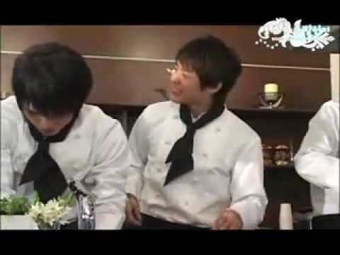 [ENG SUB] DBSK Cooking Chocolate 1/3