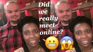 Storytime How we met Online Dating POF