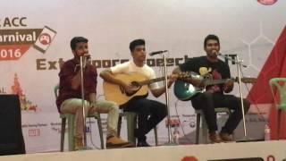 Jaan Oh baby ! Performed by Salman team.