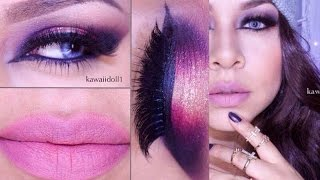 FIRE PERSIAN MAKEUP BY PAO
