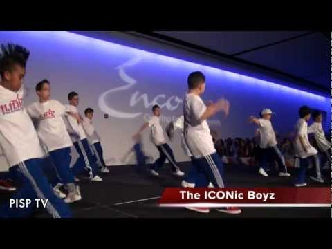 PISP TV ICONic Boyz & Sean Fink at iPlay America