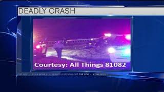 Victims of triple-fatal crash includes child and Las Animas County deputy