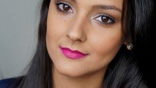 Maquiagem Básica para Iniciantes com Produtos Baratinhos - Por Jéssica Freitas