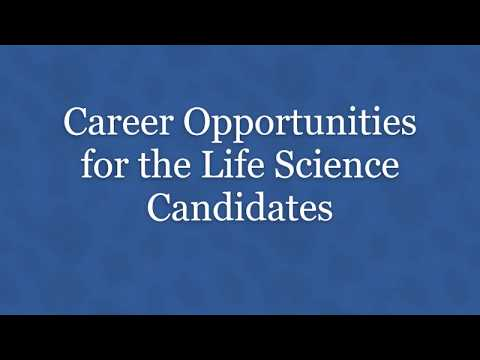 Career Updates for Life Science Candidates.