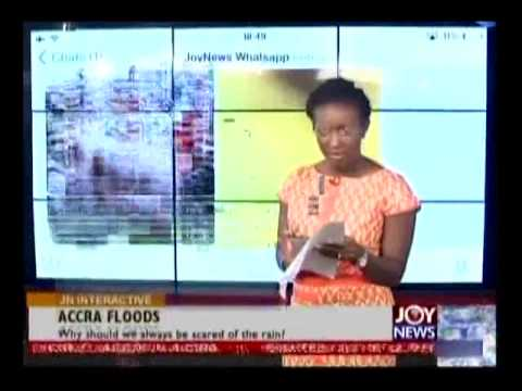 Accra Floods - Joy News Interactive (26-8-14)