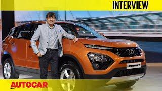 Mayank Pareek - President, Passenger Vehicles, Tata Motors   Interview   Autocar India