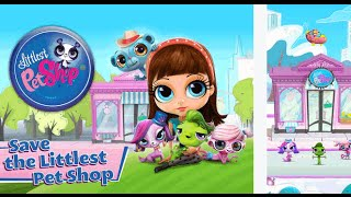Littlest Pet Shop iOS Game for Children - Episode 1 iPad and iPhone Gameplay