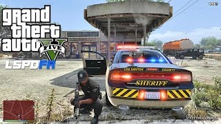 LSPDFR #477 ANOTHER ALMOST K9 PATROL!! (GTA 5 REAL LIFE POLICE PC MOD)