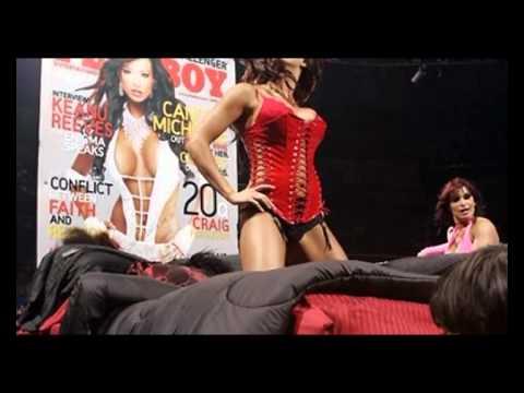 Wrestling Hotties: Candice Michelle!