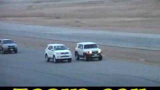 Toyota Fortuner Vs FJ Cruiser
