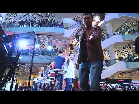 Rame dan Serunya Youtube Fanfest 2016!! :D