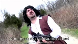 Mi Nombre Es Iñigo Montoya Mother Fuckers