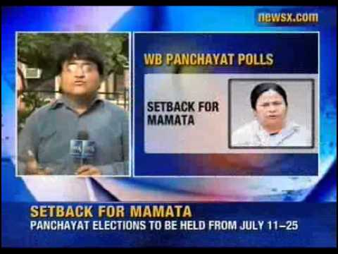 NewsX: SC orders 5 phase elections in West Bengal