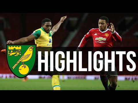 HIGHLIGHTS: Manchester United U21s 7-0 Norwich City U21s