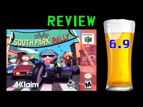 DBPG: South Park Rally Review (N64)