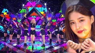 Exciting Momoland 모모랜드 Bboom Bboom 뿜뿜 A인기가요 Inkigayo 20180225