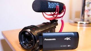 My Affordable YouTube 4K Video Camera  Panasonic H