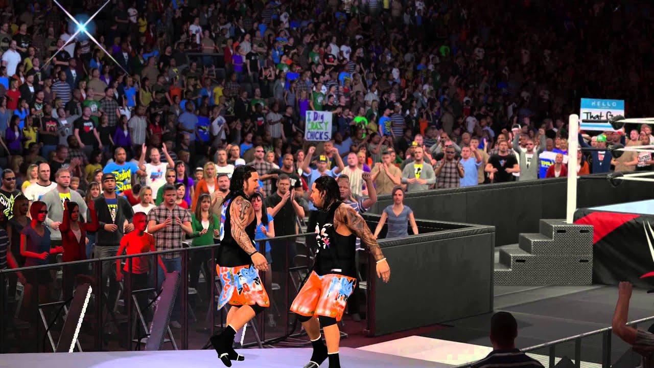 WWE 2K15: Entra...