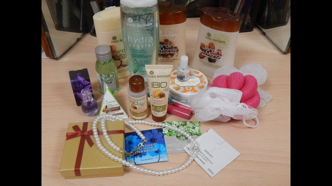 Сентябрь - сезон подарков в Yves Rocher FOODIKA 61