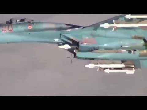Российский #истребитель#СУ 27_ Вот это #демонстрация флага !