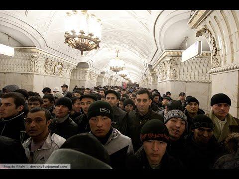 В Москве ходят слухи о маньяке, нападающем на мигрантов-азиатов. Полиция данный факт опровергает