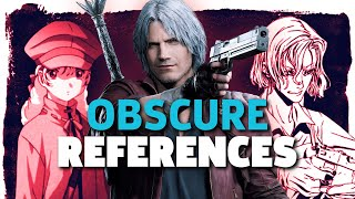 Devil May Cry 5 References and Easter Eggs