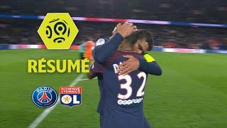 Paris Saint-Germain - Olympique Lyonnais (2-0) - Résumé - (PSG - OL) / 2017-18